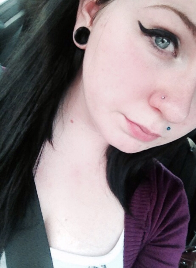 Monroe and Nose Piercing Story in Wisconsin