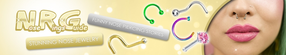 How to Deal With Nose Piercing Sinking In – Nose Rings Guide